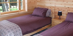 Self Catering Log Cabin Scotland Speyside