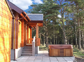 Hot Tub Accommodation Scotland