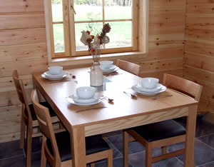 Log Cabin Moray Scotland Accommodation Speyside